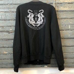 2 for 40 Brandy Melville Fleece Sweater